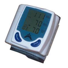 Цифровые Наручные Монитор Артериального Давления Heart Beat Частоты Пульса Метр Меру С CASE высокое качество