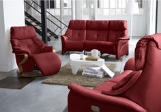 Himolla Chester Recliner Suite