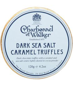 Husband brought an assortment of these Charbonnel et Walker truffles back from business trip to London-- delicious and the boxes are so beautiful with gold trim.