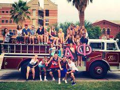 University of Arizona Alpha Phi Sorority | Philanthropy Gallery