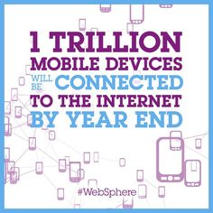 Mobile users are connected like never before. Can they connect to your business? http://ibm.co/mobileplatform