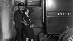 Gertrude 'Billie' Murphy, is brought in for questioning in the murder case of Michael Stopec, who was shot and killed in an apartment hotel, circa July Chicago Tribune historical photo 1920s Aesthetic, 1920s Flapper Girl, American Crime, American History, Chicago Photos, Chicago Tribune, 22 Years Old, Mug Shots, Photo Archive