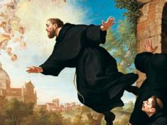 I got: St. Joseph of Cupertino! QUIZ: Which Franciscan Saint Are You the Most Like?
