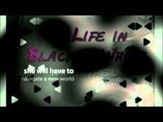 My Life in Black and White by Natasha Friend YA book trailer
