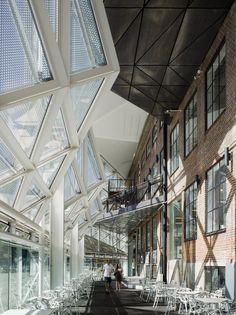 The Culture Yard / AART Architects / Elsinore, Denmark