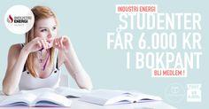 Industri Energi Student :http://www.iekampanje.no/student/
