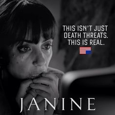 House of Cards - Janine