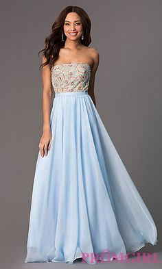 dc29f07d5fc Sherri Hill Prom Dresses and Pageant Gowns - PromGirl - PromGirl