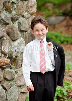 Communion boy pictures