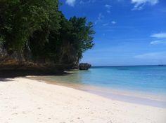 Padang Padang beach at Bali