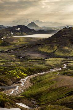 Alftavatn, Islandia