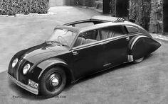 1934 Tatra limousine