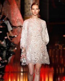 Elie Saab Haute Couture Dress Fall 2014