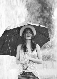 McFadden, Eli - Woman in Rain, w Umbrella I Love Rain, No Rain, Walking In The Rain, Singing In The Rain, Photo Oeil, Rain Go Away, Under The Rain, Rain Photography, Under My Umbrella