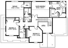 Plan 23329JD: Garage Options Abound