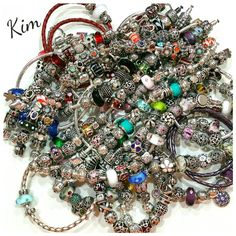 My pile of Pandora
