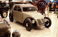 2cv hot rod - Google keresés