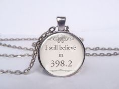 """I Still Believe"" Necklace 