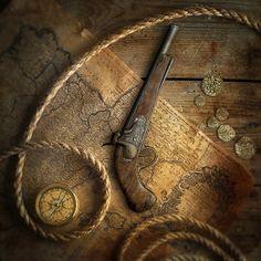 Pirate Gun by Amine Ghezal
