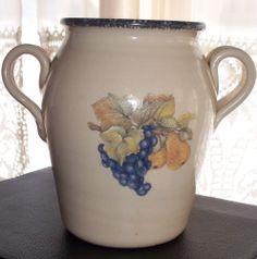 Italian Fruit Home U0026 Garden Party Vase Stoneware
