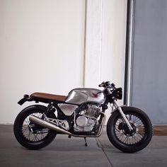 Honda GB500 #caferacer discover #motomood