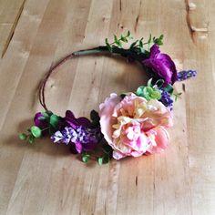 Kids Flower Crown Tutorial – The Wishing Elephant