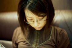 eine japanische Frau