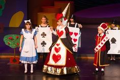 On November 6th, 7th, and 8th the Middle School musical cast and crew presented the musical Disney's Alice in Wonderland, Jr. to sell out crowds. This fun, energetic show is one that leaves the aud…