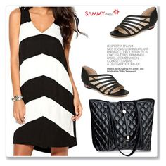 """Sammy Dress 55/60"" by amra-mak ❤ liked on Polyvore featuring sammydress"