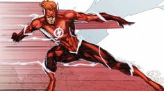 Comics Relief: DC Debuts New Wally West FLASH Costume
