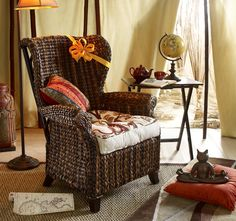 Chair from Pier One Imports