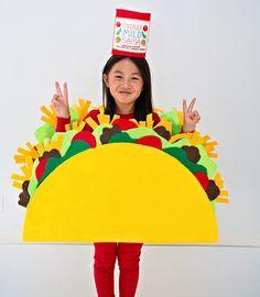 DIY taco Halloween c