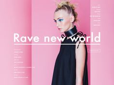 Stories Collective / Rave New World