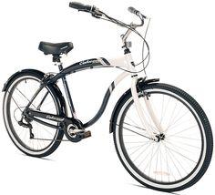"""Kent 42692 Oakwood Men's Cruiser Bike, 26"""""""