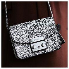 The last one pic of my new bag  #bag #furla #newin #shopping #designer #acce#accessories #mini #fashionblogger #modeblogger #muenchen #graffiti #limitededition #blogger #stylish #cute