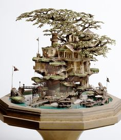 Bonsai Treehouses ♥