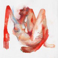 Marina González Eme   PICDIT #painting #artist #design #art