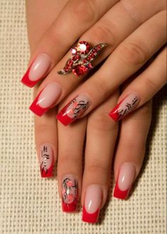 Beautiful DIY Nail Designs