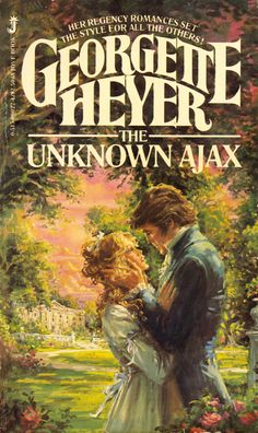 THE UNKNOWN AJAX originally published in 1959, Jove edition 1983