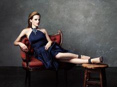An Eco Beauty Fighting Beastly Sexism: Emma Watson On The Rise - Eluxe Magazine