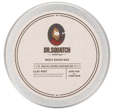 Dr. Squatch Soap Co. - Collections Shave
