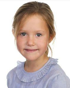 Princess Josephine portrait released for her six birthday!!