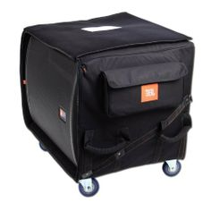 The JBL Sub Transporter is a Patented System That Slips Over The Sub, Fully Encloses The Cabinet for Protection, & Rolls Using An Integrated Caster Board. Fits 65 WARNING: This produc Caster Board, Sound Stage, Monitor Speakers, Slip Over, Travel Luggage, Musical Instruments, Musicals, Bags, Rolls