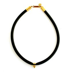 Solitaire choker
