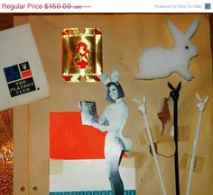 Hey, I found this really awesome Etsy listing at https://www.etsy.com/listing/209709396/thanksgiving-sale-1961-playboy-scrapbook