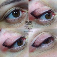 Magic Eyes•BrisaArt•eyelid tattoo•permanentmakeup•www.brisaart.hu