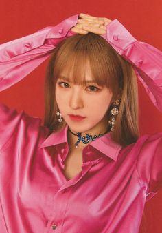 Linda eu te amo mt, não ligue pro que as pessoas falam de você. Você é maravilhosa, wendy💖 Park Sooyoung, Red Valvet, Red Velvet Wendy, Red Velvet Irene, Seulgi, K Fashion, K Pop, Wendy Rv, Satin Bluse
