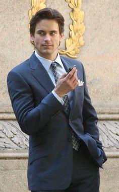 The ridiculously handsome Matt Bomer, White Collar, AHS & Magic Mike XXL