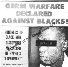 The Tuskegee Experiment | Social Sciences | Learnist. I remember reading about this horrible experiment. Taught me so much about why there was anger, sadness and pain between races.