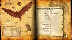 Image result for monsterus nightmare page book of dragons